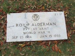 Roy Paul Alderman