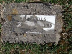 Alex Shields