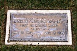 Ronald Norman Daggett