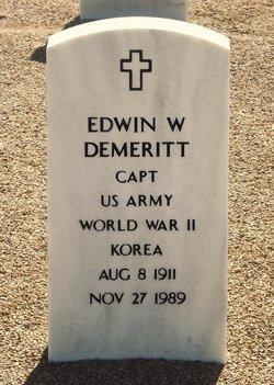 Edwin Wendell Demeritt