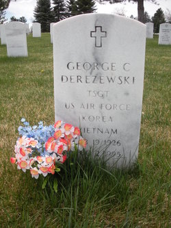 George C Derezewski