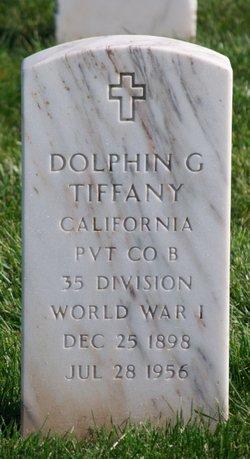 Dolphin G Tiffany