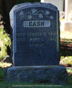 Mary L. <I>Griffith</I> Gash