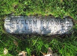 Evelyn Boone