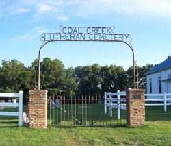 Coal Creek Lutheran Cemetery