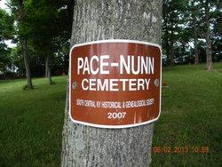 Pace-Nunn-Dugantown Cemetery