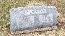 Cora A. <I>Wilson</I> Newburn