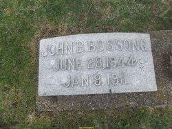 John B. Bossong