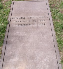 Adelaide M. Linnenbrink