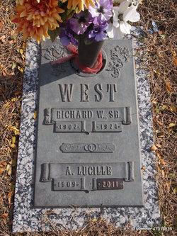 Richard Winfield West Sr.