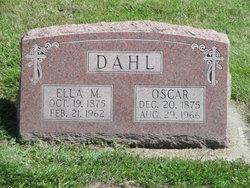 Oscar Dahl