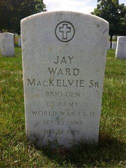 BG Jay Ward MacKelvie, Sr