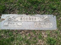 Margaret <I>Bretz</I> Bodmer