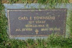 Carl Emerson Townsend