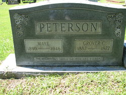 Grover Cleveland Peterson