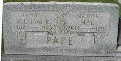 William Roosevelt Pape