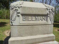 """Abraham """"Abram"""" Billman"""