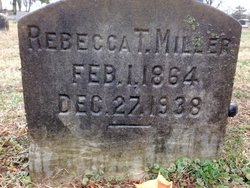Rebecca Thomas Miller