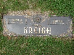 Nellie Ellen <I>Dennis</I> Kreigh