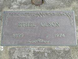 Ethel Olson