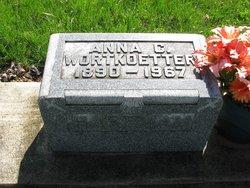 Anna C <I>Lucas</I> Wortkoetter
