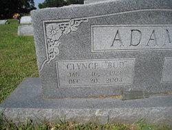 """Clynce """"Bud"""" Adams"""