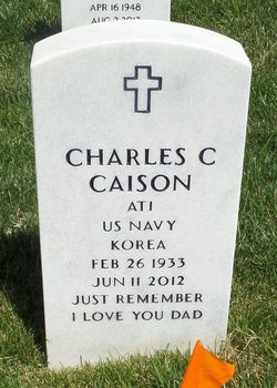 Charles Crawford Caison