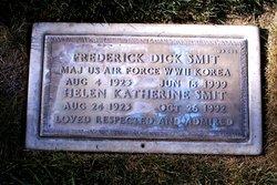 MAJ Frederick Dick Smit