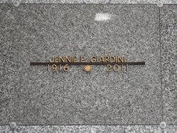 Jennie Eleanor <I>Pieniazek</I> Giardini