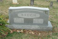 Mary Prissilla <I>Vaught</I> Baugh