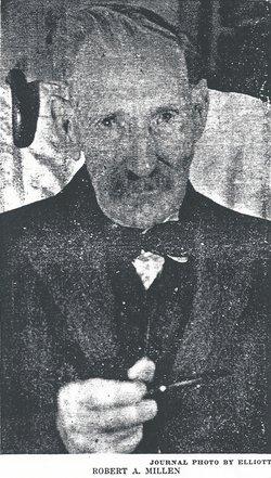 """Robert A. """"Uncle Bob"""" Millen"""