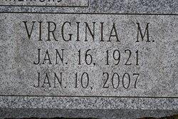 Virginia Mae <I>Rosenlieb</I> Ackerman