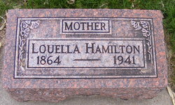 Louella <I>Locke</I> Hamilton