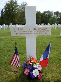 SSgt George E Thompson