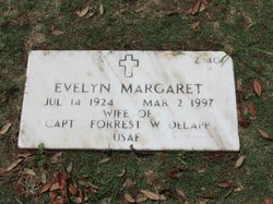Evelyn Margaret Delapp