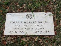 CPT Forrest W Delapp