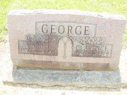 Marie Isabel <I>Schamel</I> George