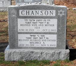 Ida Chanson