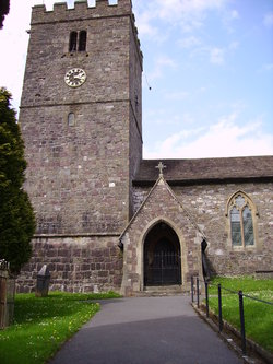 St Tybie Church, Llandybie