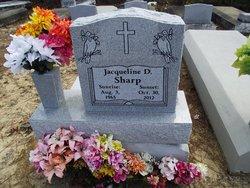Jacqueline Sharp