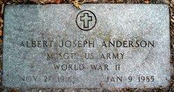 Albert Joseph Anderson