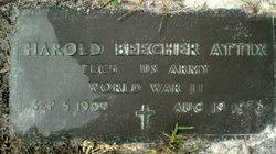Harold Beecher Attix