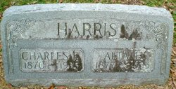 Alta E. Harris