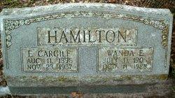 E. Cargile Hamilton