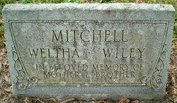 Weltha Mitchell