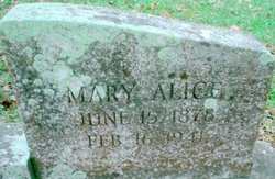 Mary Alice Fisher