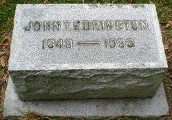 John T. Edrington