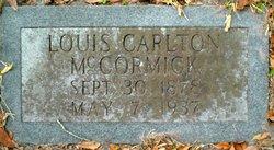 Louis Carlton McCormick