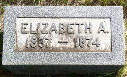 Elizabeth A Pike