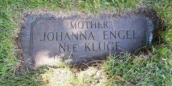 Johanna Elizabeth <I>Auslander</I> Engel